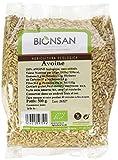 Bionsan - Avoine Sativa en Grains Biologique | 6 Paquets de 500 gr | Total : 3000 gr