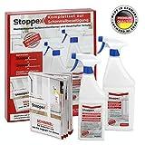 Stoppex-Schimmelentferner-Set (1,5l)-Maximale Wirkung gegen Schimmel für Wand, Bad...