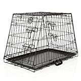 COZY PET Deluxe Car Dog Cage, Generic Model Fits Most Makes Audi BMW Citroen Fiat Ford Honda Hyundai Kia Jaguar Toyota Renault Vauxhall VW Volvo Puppy Crate Model CDC03 (We only ship to mainland UK)