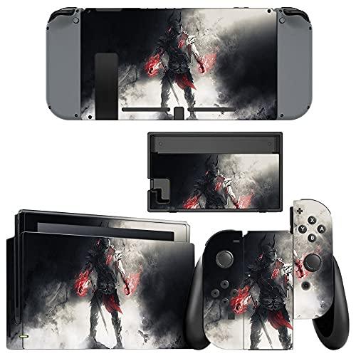 VINILOL Vinilo Asus v2 para Nintendo Switch pegatina cubierta skin para consola...