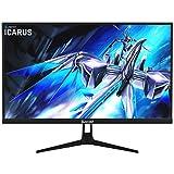 Newskill Icarus 27' Monitor Gaming LED IPS UltraHD 4K (3840x2160P) FreeSync con Supporto resistente di Acciaio nero opaco e tempo di risposta (max.) 5 ms (G2G)