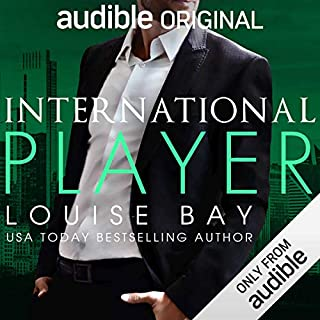 International Player audiobook cover art