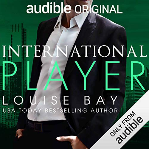 International Player audiobook cover art