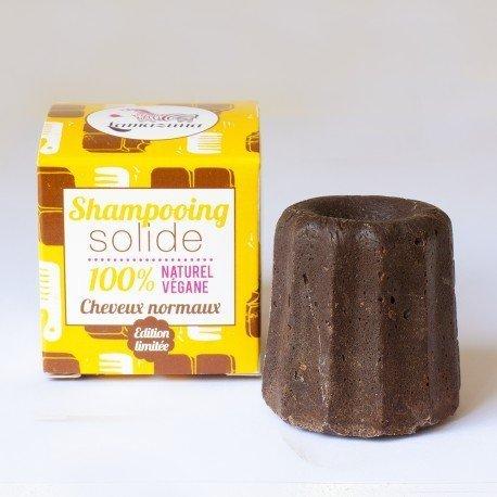 Lamazuna Shampoo solide Schokolade - 55g