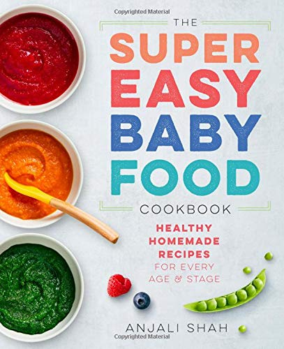 first baby food book - 5