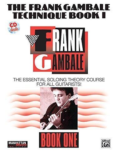 The Frank Gambale Technique Bk 1