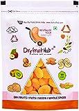 Dry Fruit Hub Premium Turkish Apricots 400gm, Dried Apricots Seedless, Dried Apricots Dry Fruit