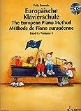 EMONTS - Metodo Europeo 1º para Piano (Libro y CD)