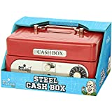 Thin Air Steel Cash Box