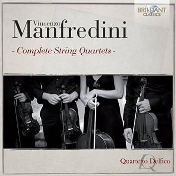 Manfredini: Complete String Quartets