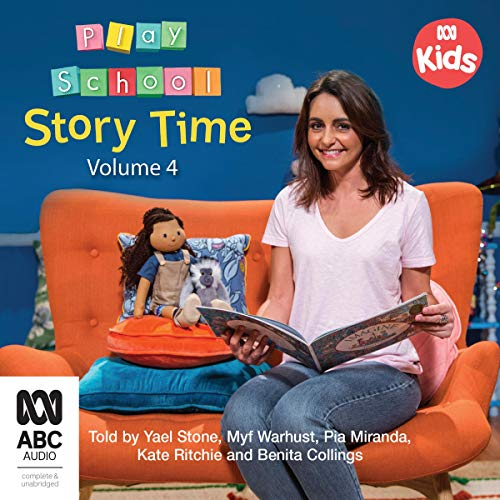 Play School Story Time: Volume 4 cover art