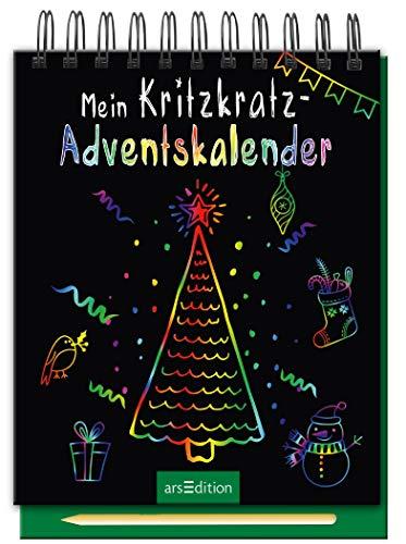 Mein Kritzkratz-Adventskalender