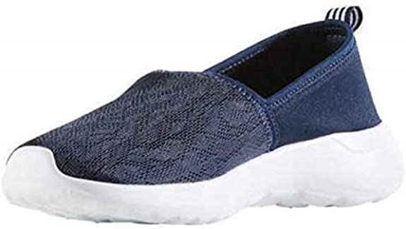 Adidas Neo Lite Racer Slip On W Zapatillas Casuales Para Mujer Azul 9 Shoes