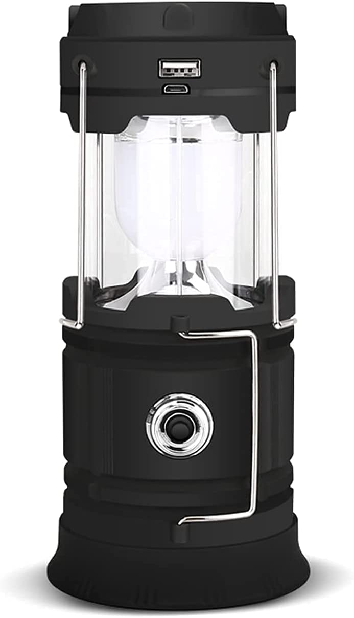 Solar Camping Max 56% OFF Lantern Outdoor with Out cheap Input Flashlights