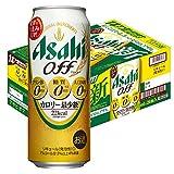 【プリン体ゼロ・糖質ゼロ カロリー最小級】アサヒオフ  ビール  500ml×24本