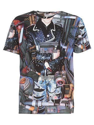 Comme des Garçons Luxury Fashion Heren PET032A Multicolour T-shirt | Lente Zomer 20