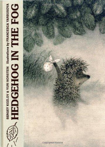 Hedgehog in the Fog by Yuri Norstein (13-Feb-2013) Hardcover