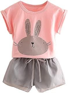 LittleSpring - Conejo de Encaje Corto para niña
