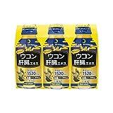 マルマン ウコンドリンク肝臓エキス 100ml 1セット(6缶×2箱) ウコンドリンク