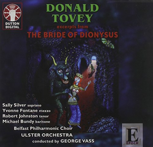Tovey: The Bride of Dionysus