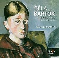Bartok: String Quartets Nos. 1 & 2 (2007-03-20)