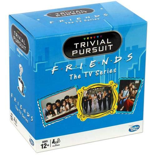 Friends Edition Trivial Pursuit Official Merchandise