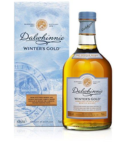 Dalwhinnie Winters Gold Highland Single Malt Scotch Whisky (1 x 0.7 l)