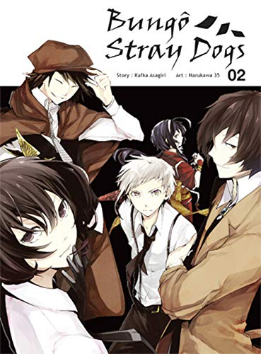 Bungô Stray Dogs, Tome 2 :