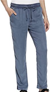 Calvin Klein Jeans Women's Soft Pull-On Pant with drawstring waist