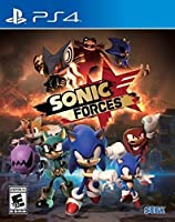 Sonic Forces (輸入版:北米) - PS4