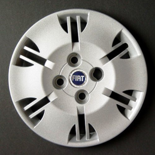 Wheeltrims Set de 4 embellecedores nuevos para Fiat Panda 2000-2012 con Llantas...