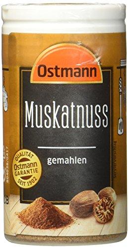 Ostmann Muskat gemahlen, 4er Pack (4 x 35 g)