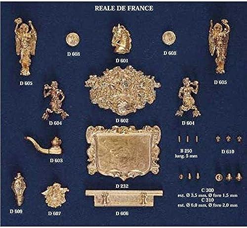 Met.beschlagteile Real de France