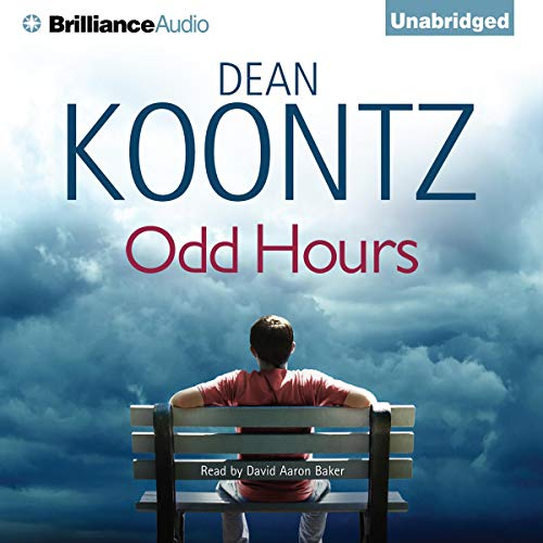 Couverture de Odd Hours