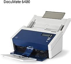 Xerox DocuMate 6480 Duplex Scanner with Document Feeder