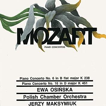 Mozart: Koncerty fortepianowe (1985)