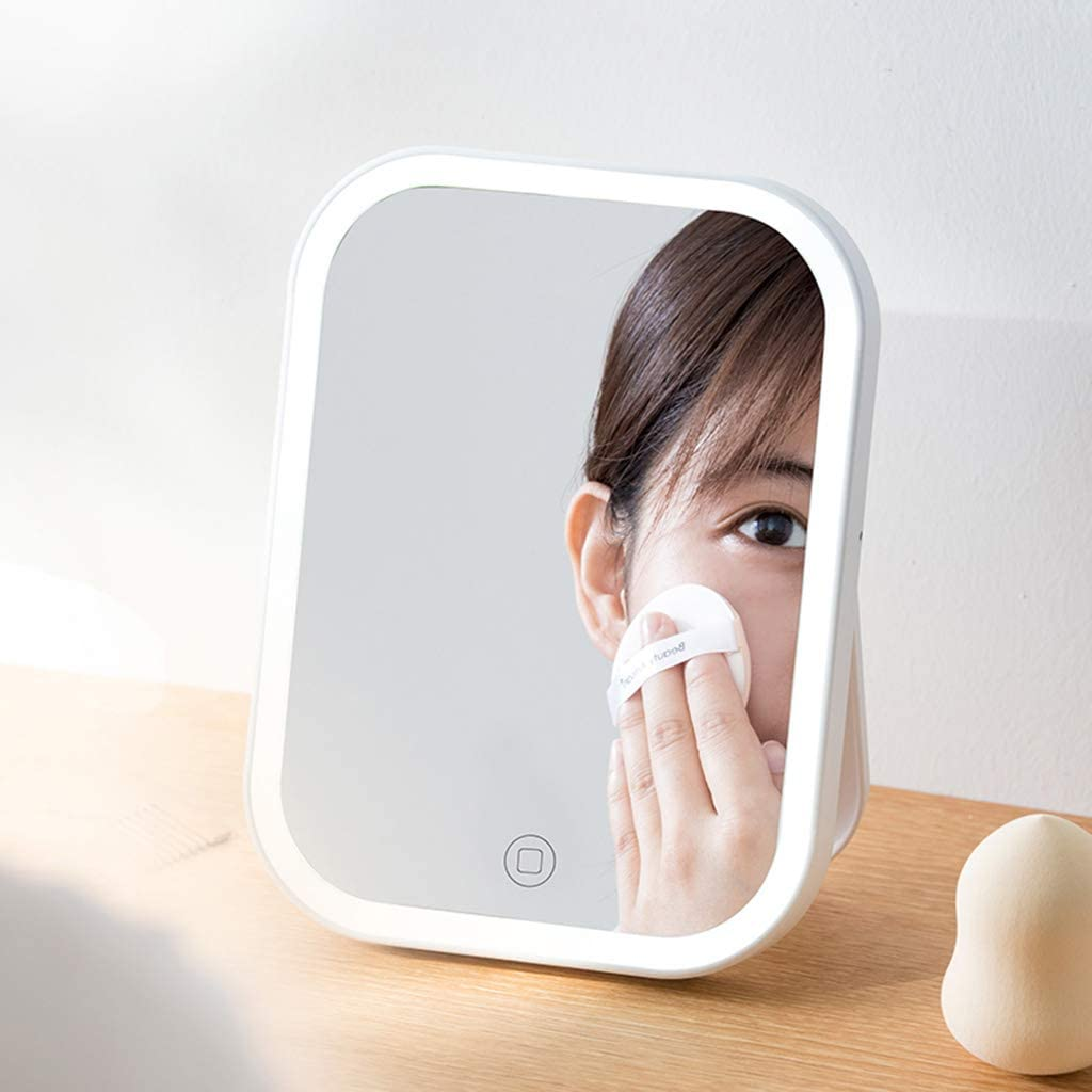 GYF Indefinitely Makeup Mirror Spasm price Beauty Portable Desktop