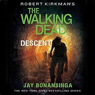 Robert Kirkman's The Walking Dead: Descent cover art