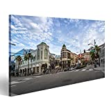 art up your life Bild Bilder auf Leinwand Rodeo Drive