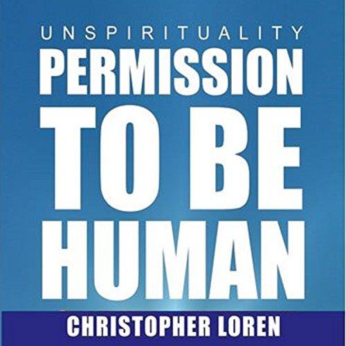 unSpirituality: Permission to Be Human Titelbild