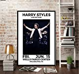 Poster Und Drucke Harry Styles World Tour Live Cover