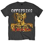 Photo de Offspring - Smash 20 - T-shirt Homme, Gris - Gris, X-Large