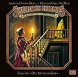Sherlock Holmes - Folge 46: Der Mann in Gelb. Hörspiel.
