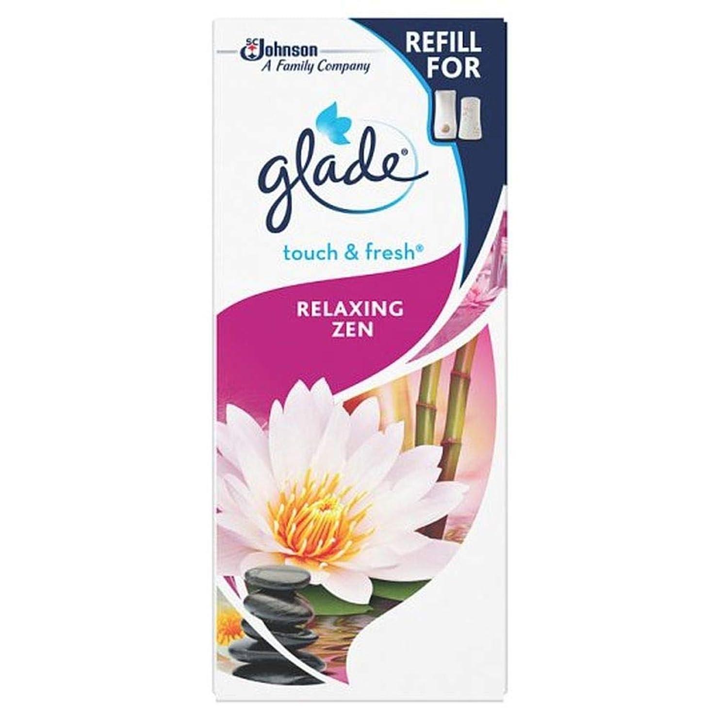 特派員干渉する幼児[Glade] 空き地のタッチは、禅のリフィルを緩和します - Glade Touch Relaxing Zen Refill [並行輸入品]