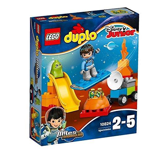 LEGO-Duplo Avventure Spaziali di Miles, Colore Non specificato, 10824