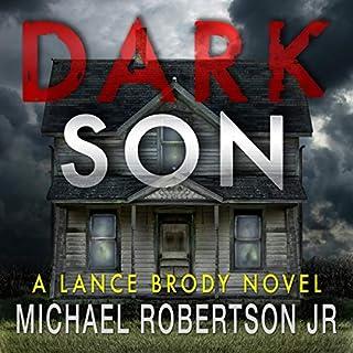 Dark Son audiobook cover art
