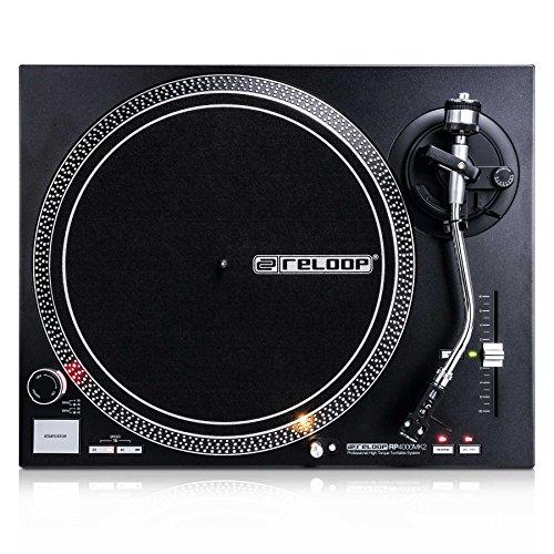 Reloop Direct Drive DJ Turntable (AMS-RP-4000-MK2)