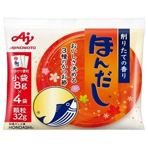 味の素 ほんだし (小袋) 32g×12袋入×(2ケース)