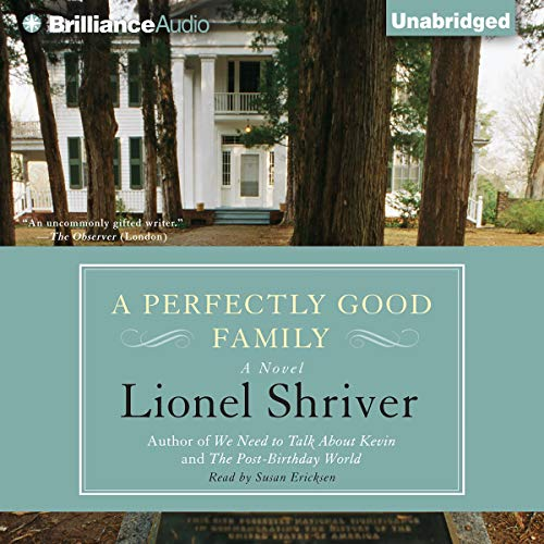 A Perfectly Good Family audiobook cover art