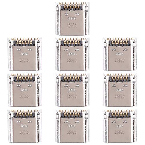 Nuovo connettore 10 porte di ricarica PCS for Galaxy Tab 4 7.0 3G / T231 Panl